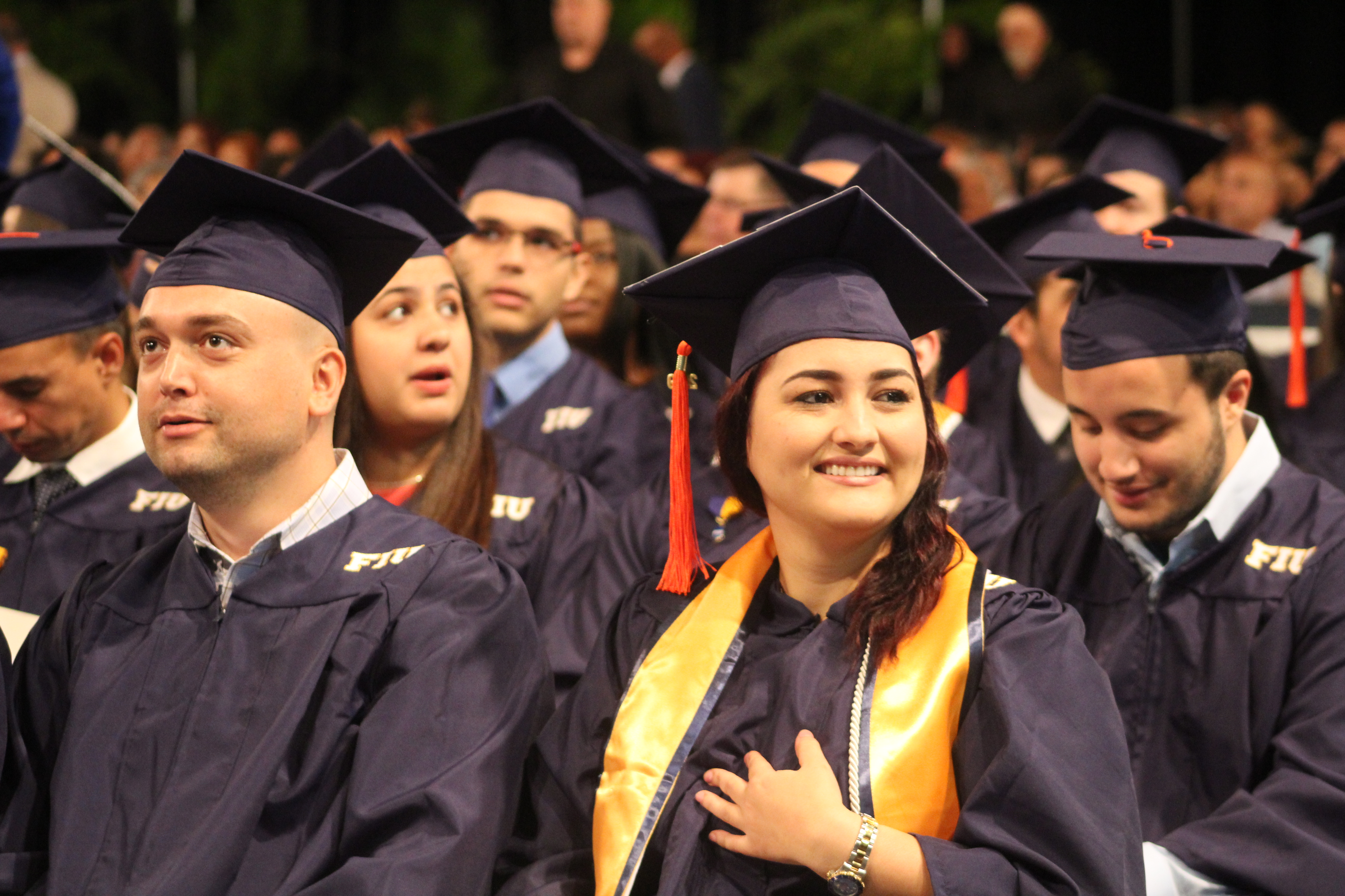 MME bids farewell to over 100 graduating seniors at the Spring 2019 Commencement