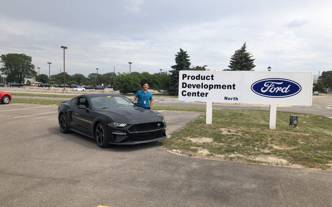 My Internship at Ford Motor Company